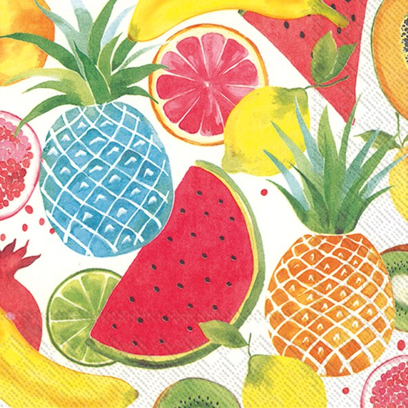 Fruity Fruits - Lunch Napkin