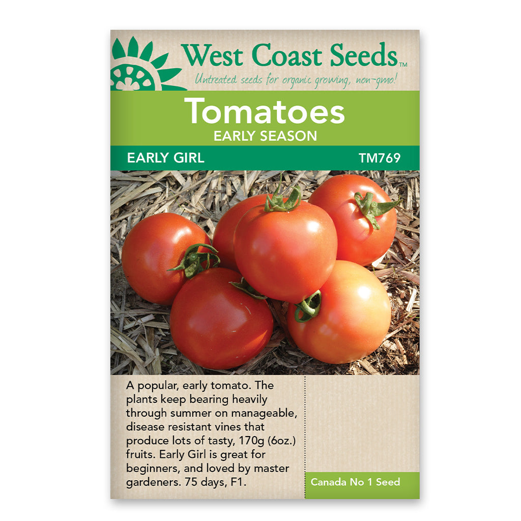 Tomatoes Early Girl Seeds