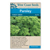 Parsley Forest Green Seeds