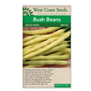 Beans Gold Rush Yellow Wax Seeds