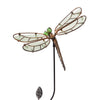 Glow in the Dark Dragonfly Garden Stake 24""