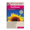 Sunflowers Russian Mammoth Cert. Organic Seeds