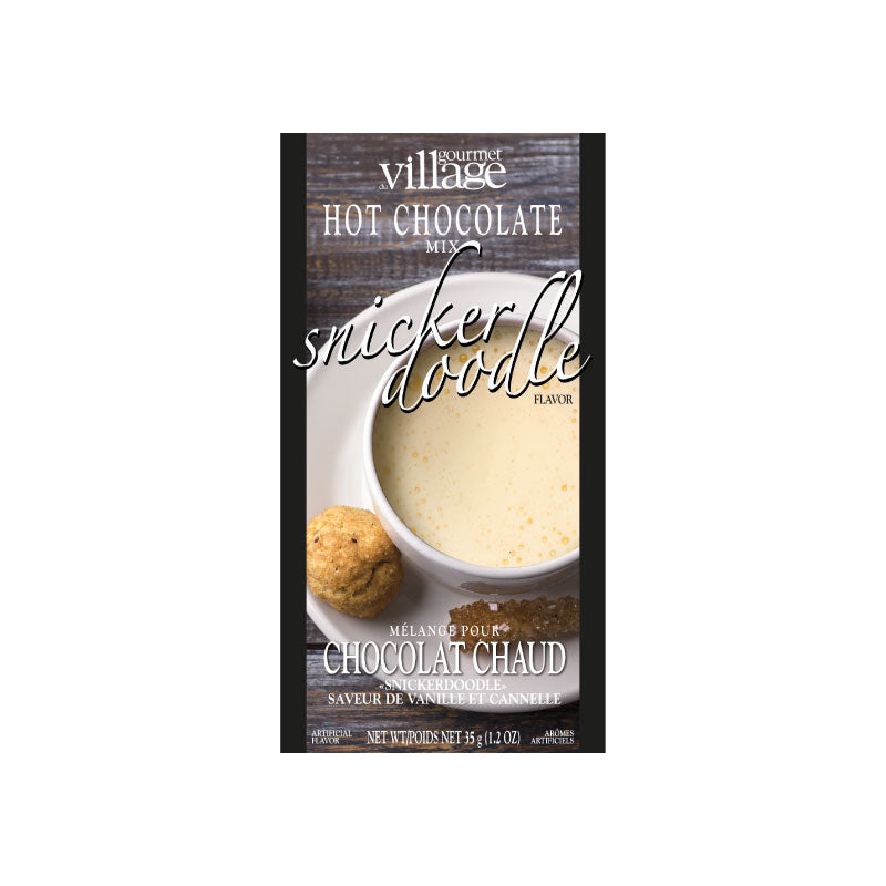 Snickerdoodle Hot Chocolate Single Serve