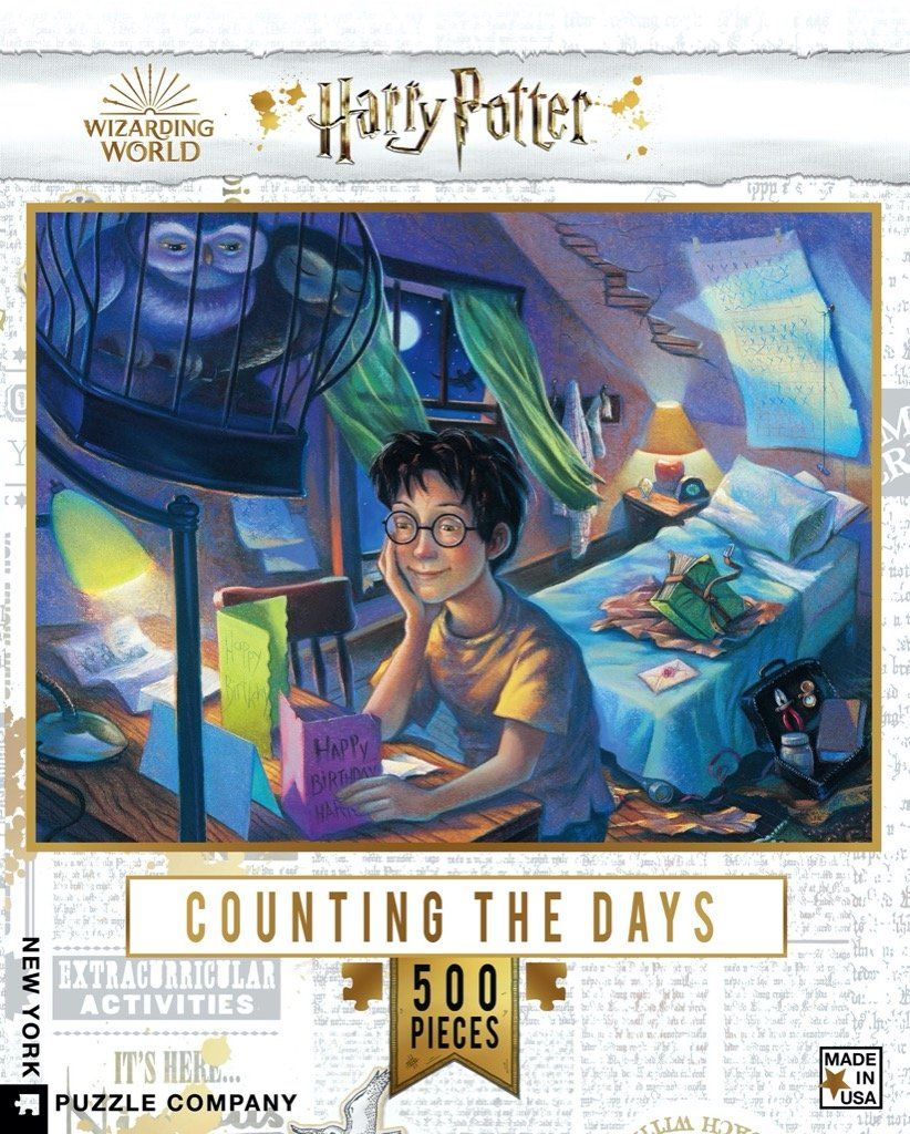 Counting The Days puzzle