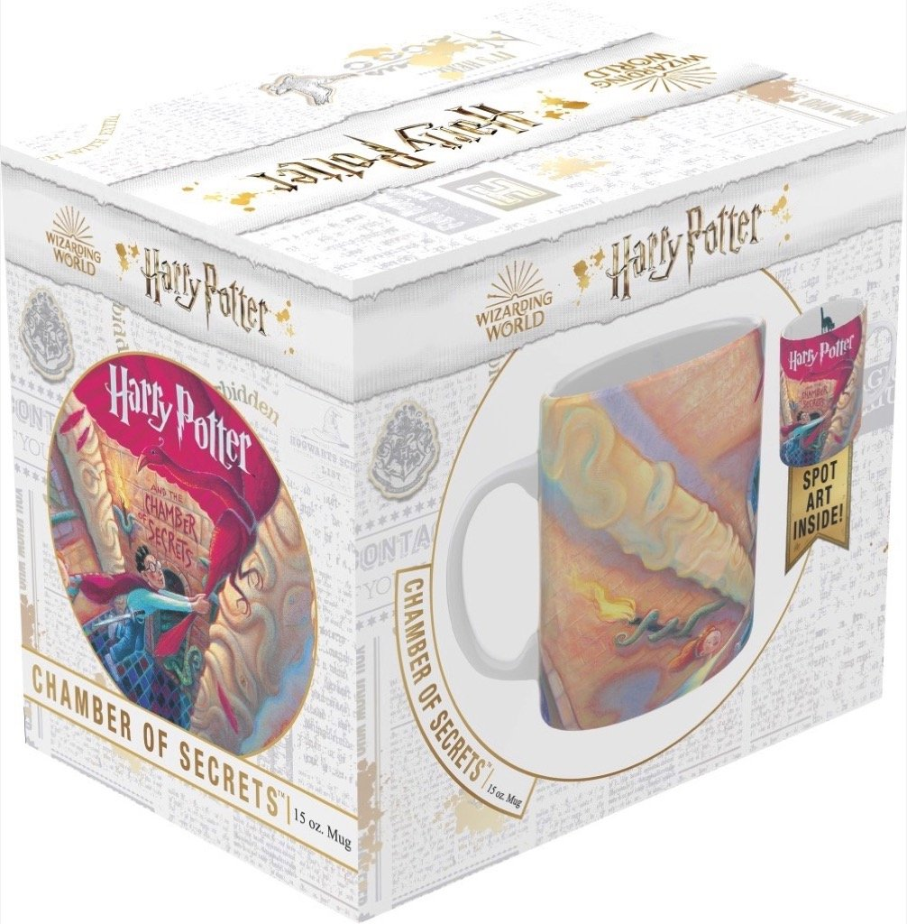 Chamber Of Secrets Mug 15oz