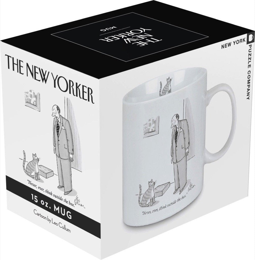 Outside The Box Mug 15oz