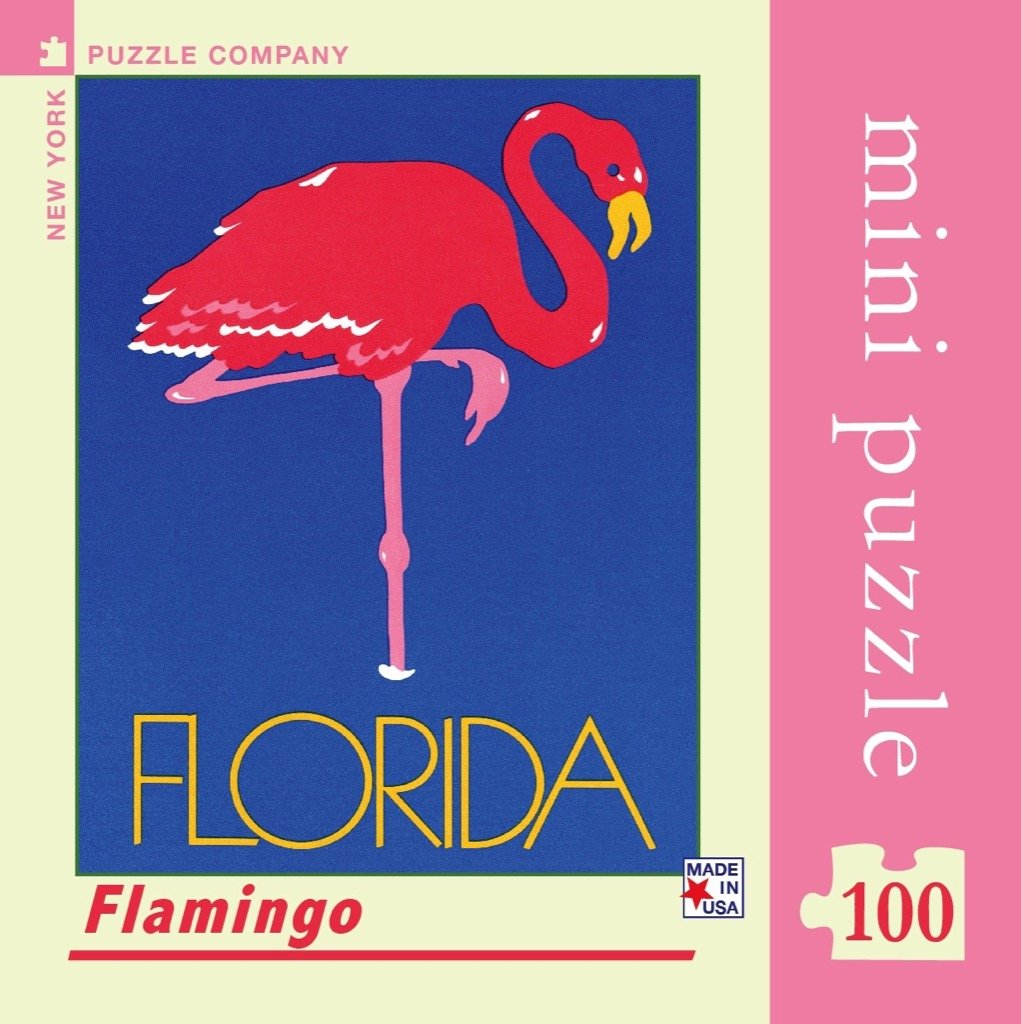 Flamingo Mini puzzle