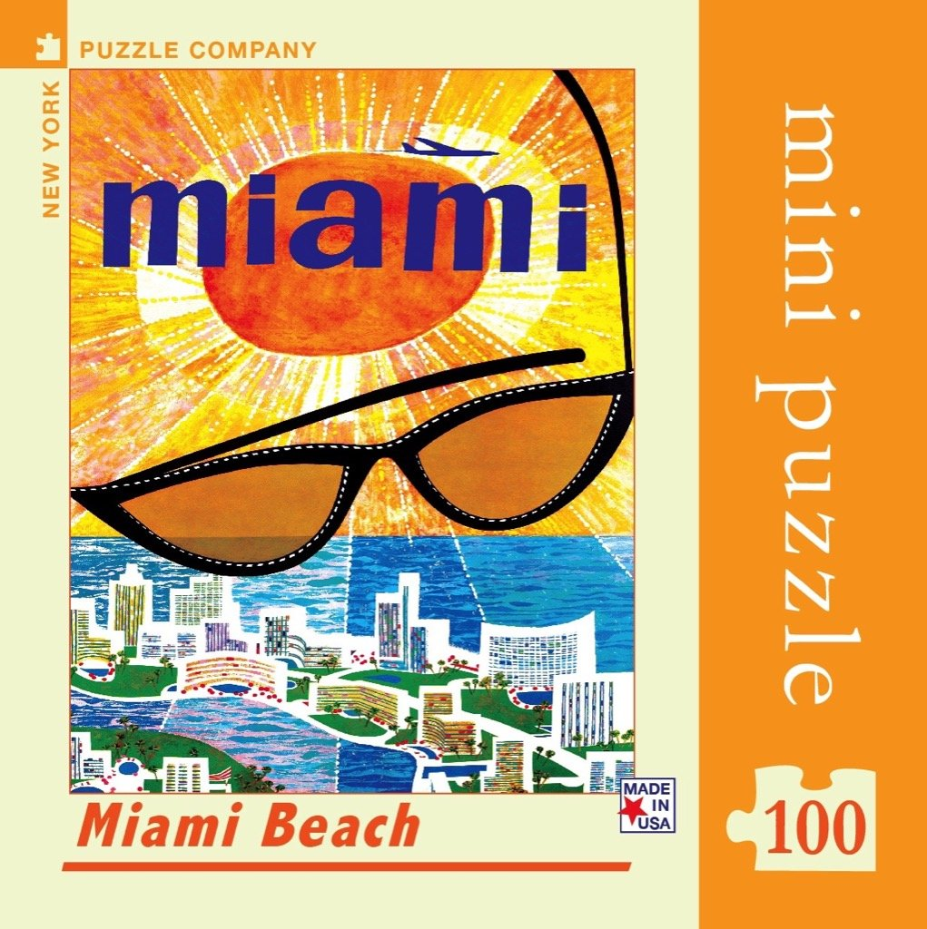 Miami Beach Mini puzzle