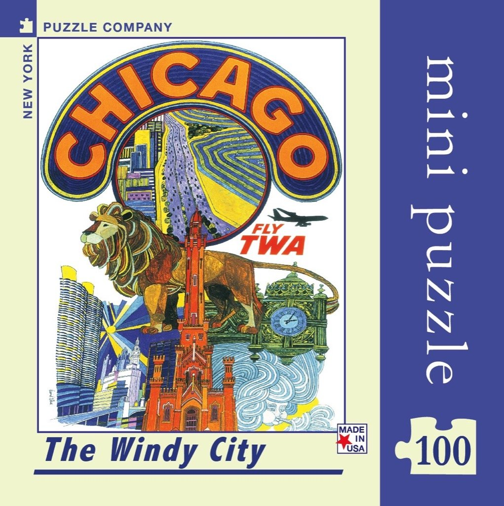 The Windy City Mini puzzle