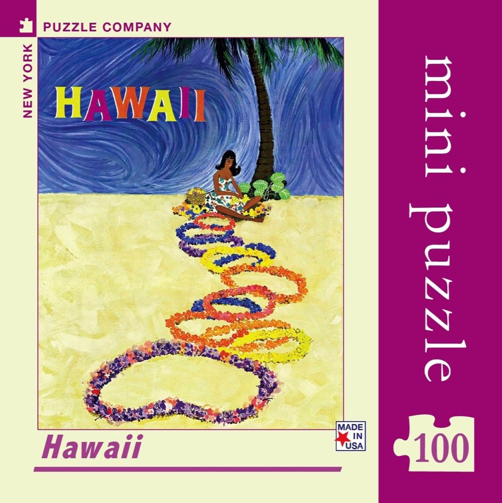 Hawaii Mini puzzle