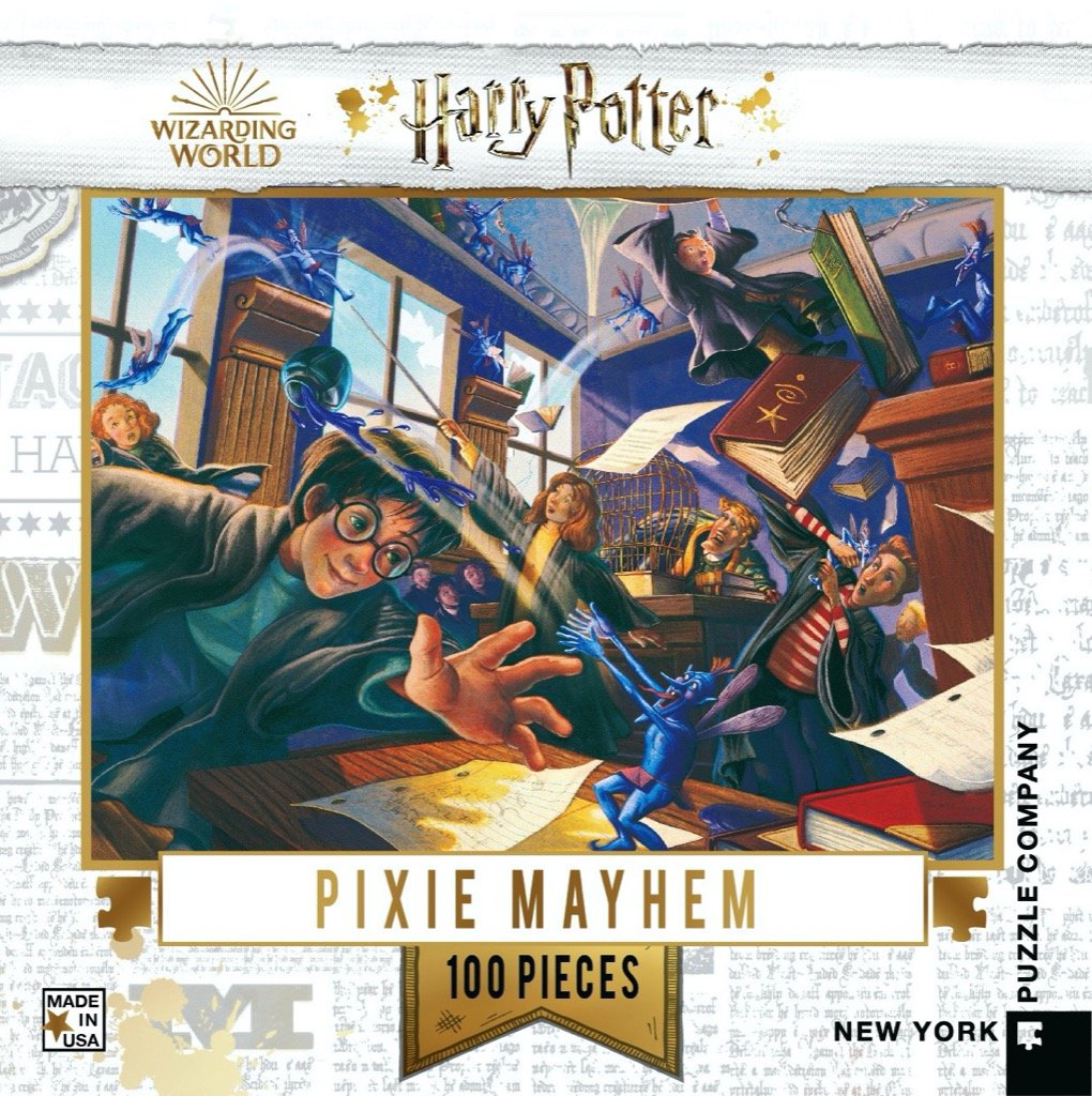 Pixie Mayhem Mini puzzle
