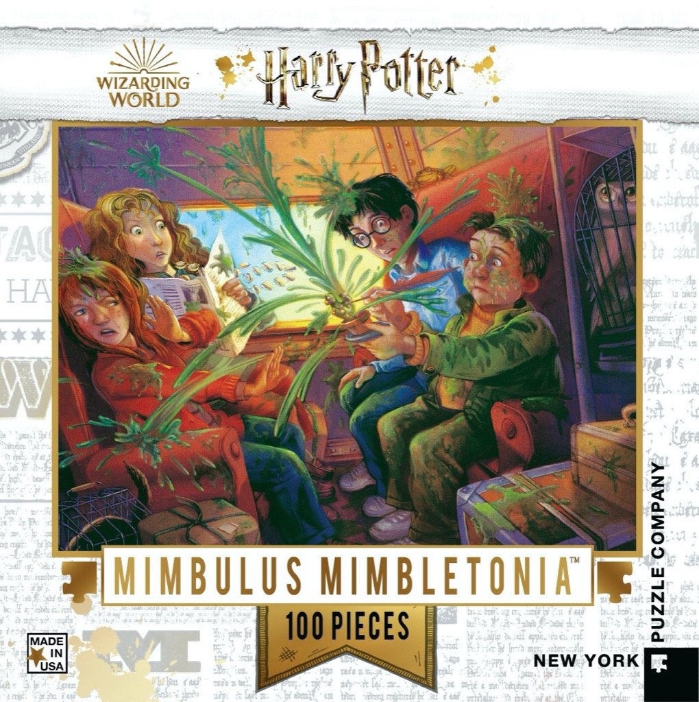 Mimbulus Mimbletonia Mini puzzle