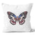 Ecotopia Butterfly Blue Cushion