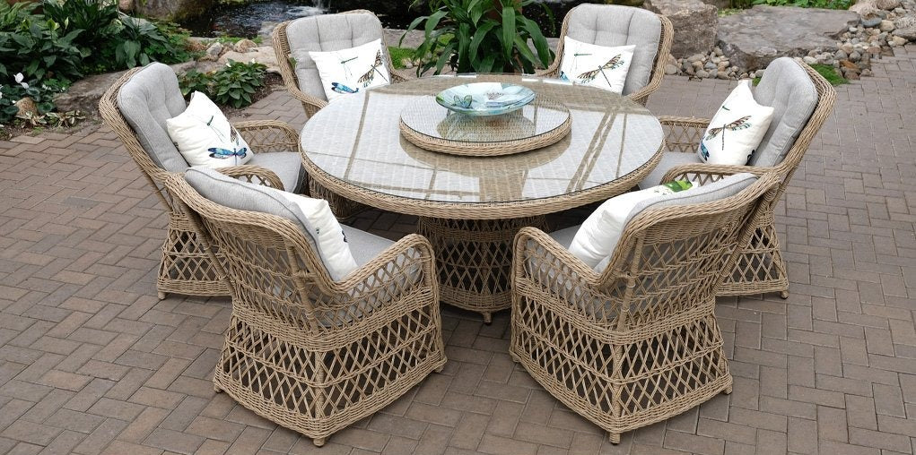 Hastings Dining Set - 7 piece