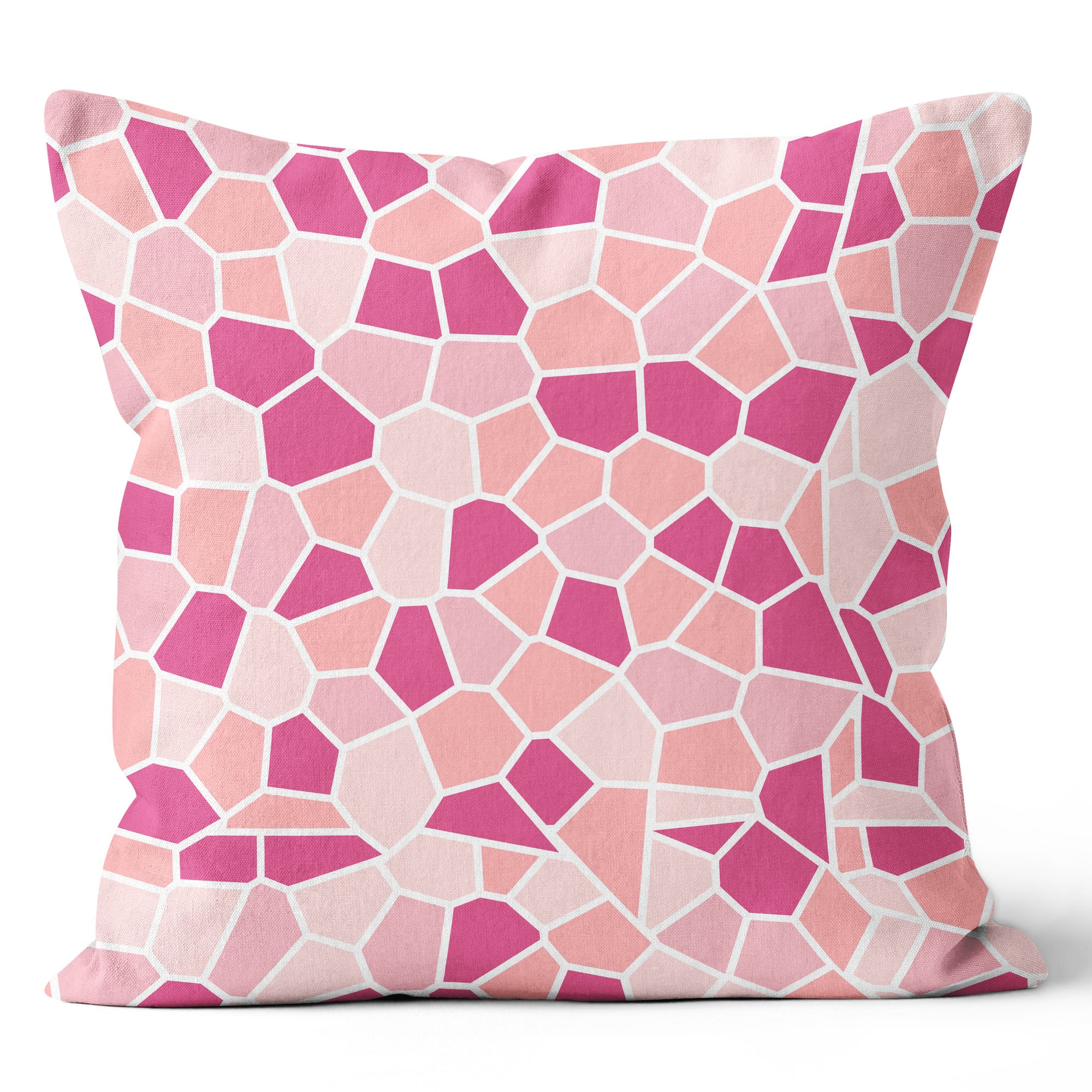 Urban Oasis Mosaic Passion Cushion