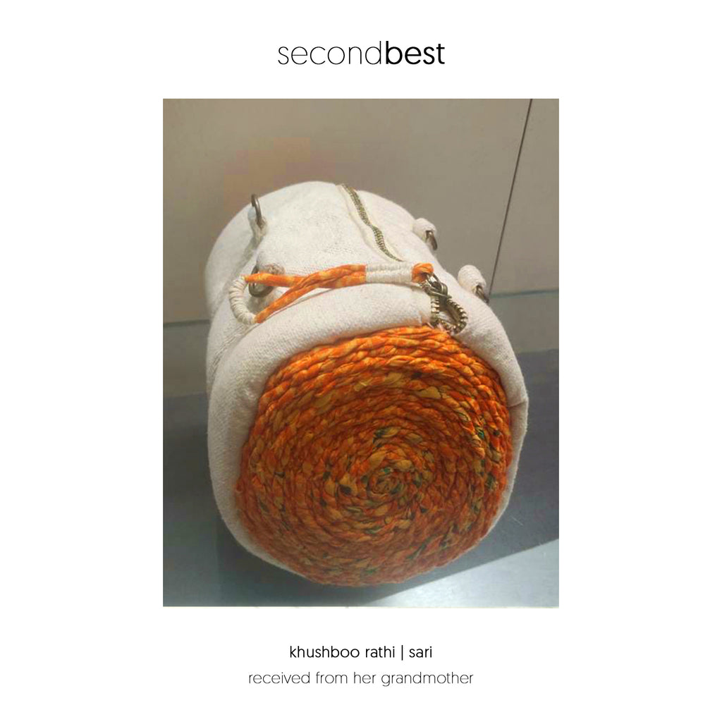 secondbest | khushboo rathi
