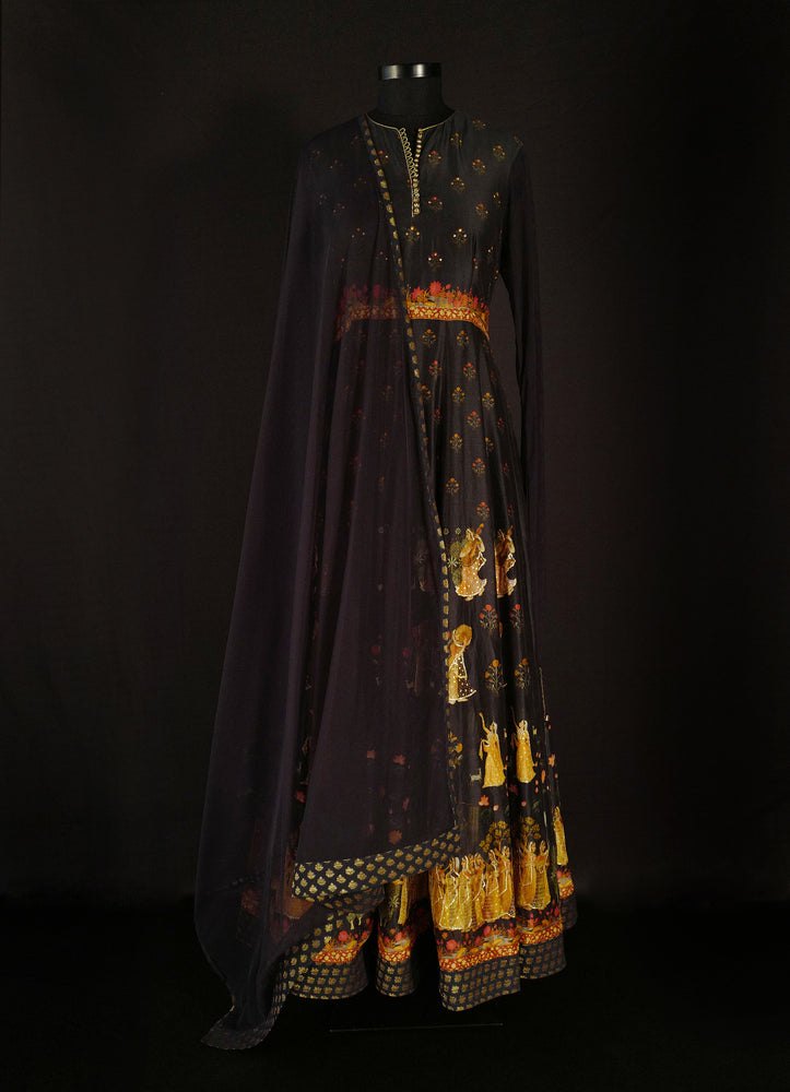 Rohit Bal | Anarkali Set