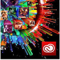 Adobe Creative Cloud for K-12 School Site Named-User License VIP (500-seats, 12-month Subscription)