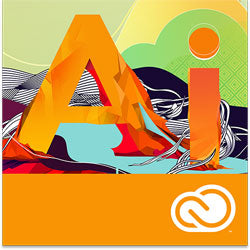 Illustrator CC Named-User School/Nonprofit 12-month Subscription (1-user, download version)