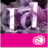 InDesign CC Named-User School/Nonprofit 12-month Subscription (1-user, download version)