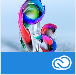 Photoshop CC Named-User School/Nonprofit 12-month Subscription (1-user, download version)