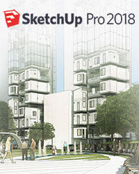 SketchUp Pro 2018 Teacher 1-Year License