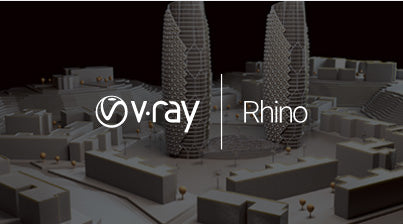 V-Ray Next for Rhino 1-Year Educational Institution License (tier 30-49 seats, download) Mac/Windows