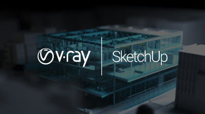 V-Ray Next for SketchUp 1-Year Educational Institution License (tier 30-49 seats, download) Mac/Windows