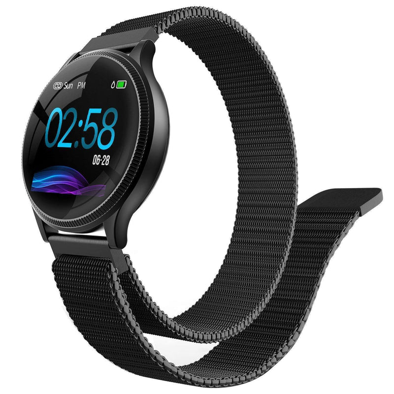ORDRO MK08 Smart Watch Activity Fitness Tracker Bracelet Blood Pressure Watch - Ordro