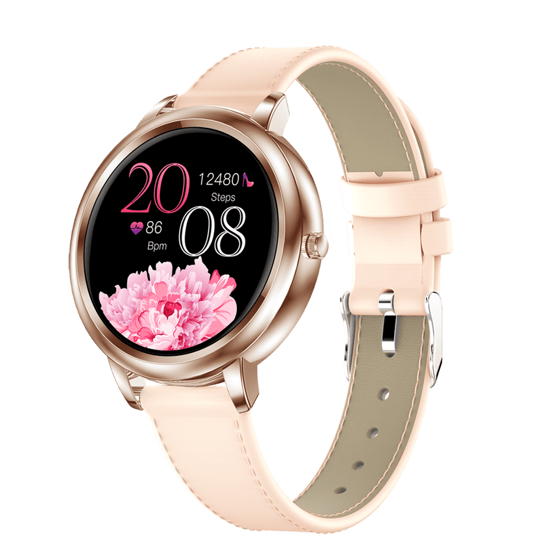 ORDRO MK20 Women's IP67 Waterproof Bluetooth Smart Watch for ios & Android - Ordro