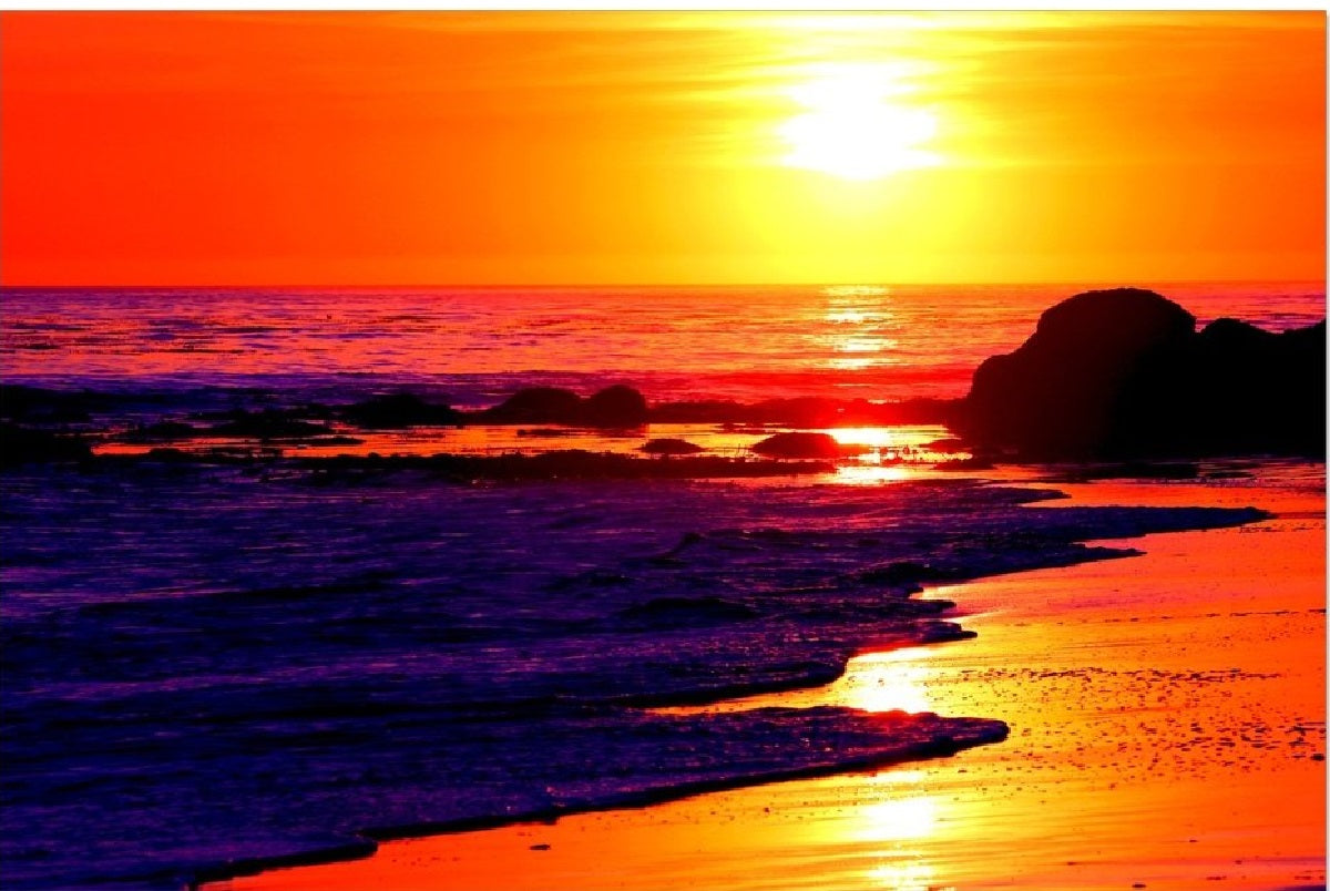 Sunset Dreams - California