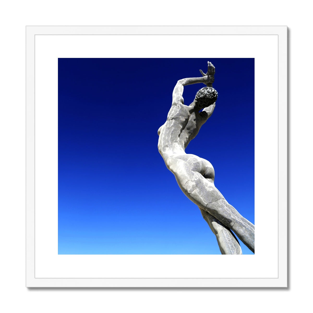 Goddess Framed & Mounted Print