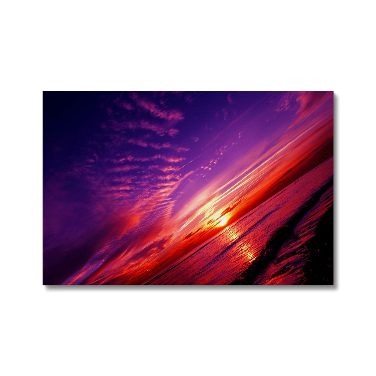 Sunset Dreams - Canvas