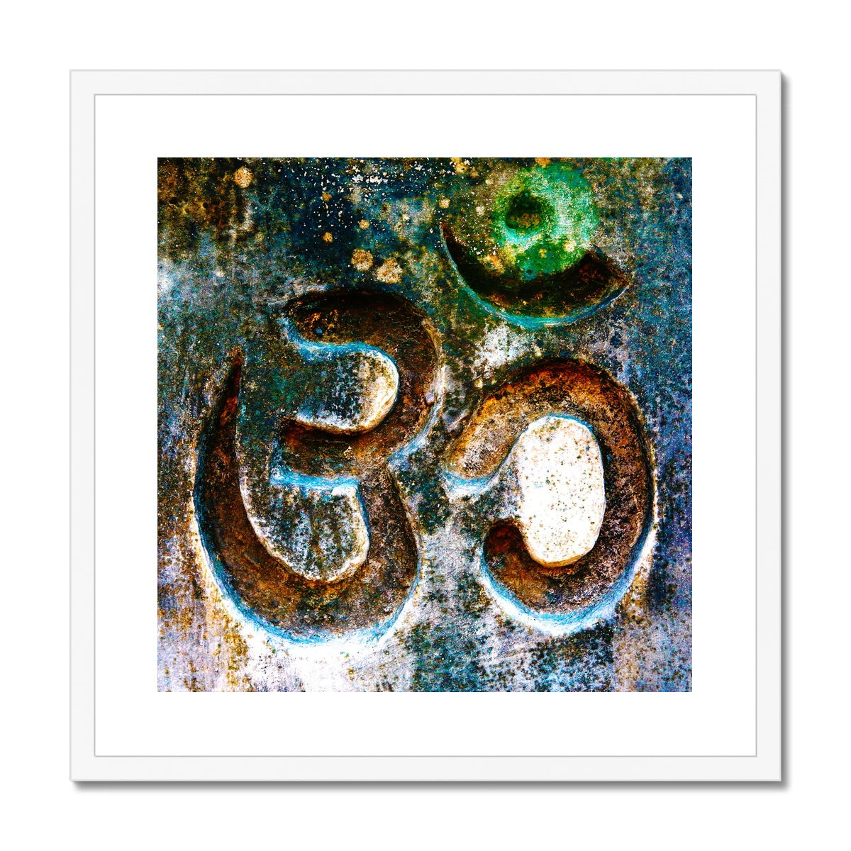 OM Framed & Mounted Print