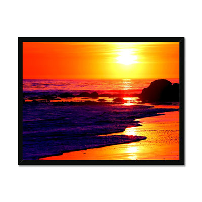 Sunset Dreams - California Framed Print | Feel Good Images