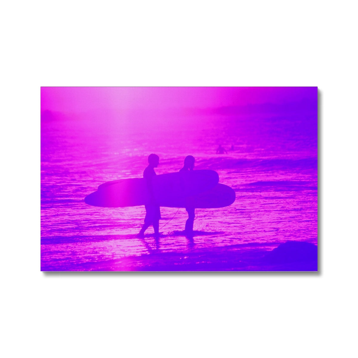 Surf Lovers - Australia - Canvas