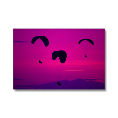Gliders Canvas