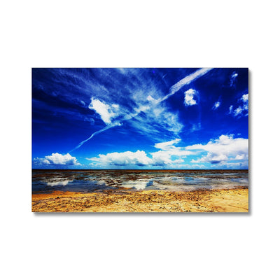 Bahia Electric Aqua Blue II - Brasil - Canvas | Feel Good Images