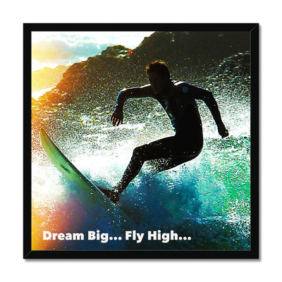 Dream Big - Framed Print | Feel Good Images