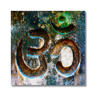 OM - Canvas | Feel Good Images