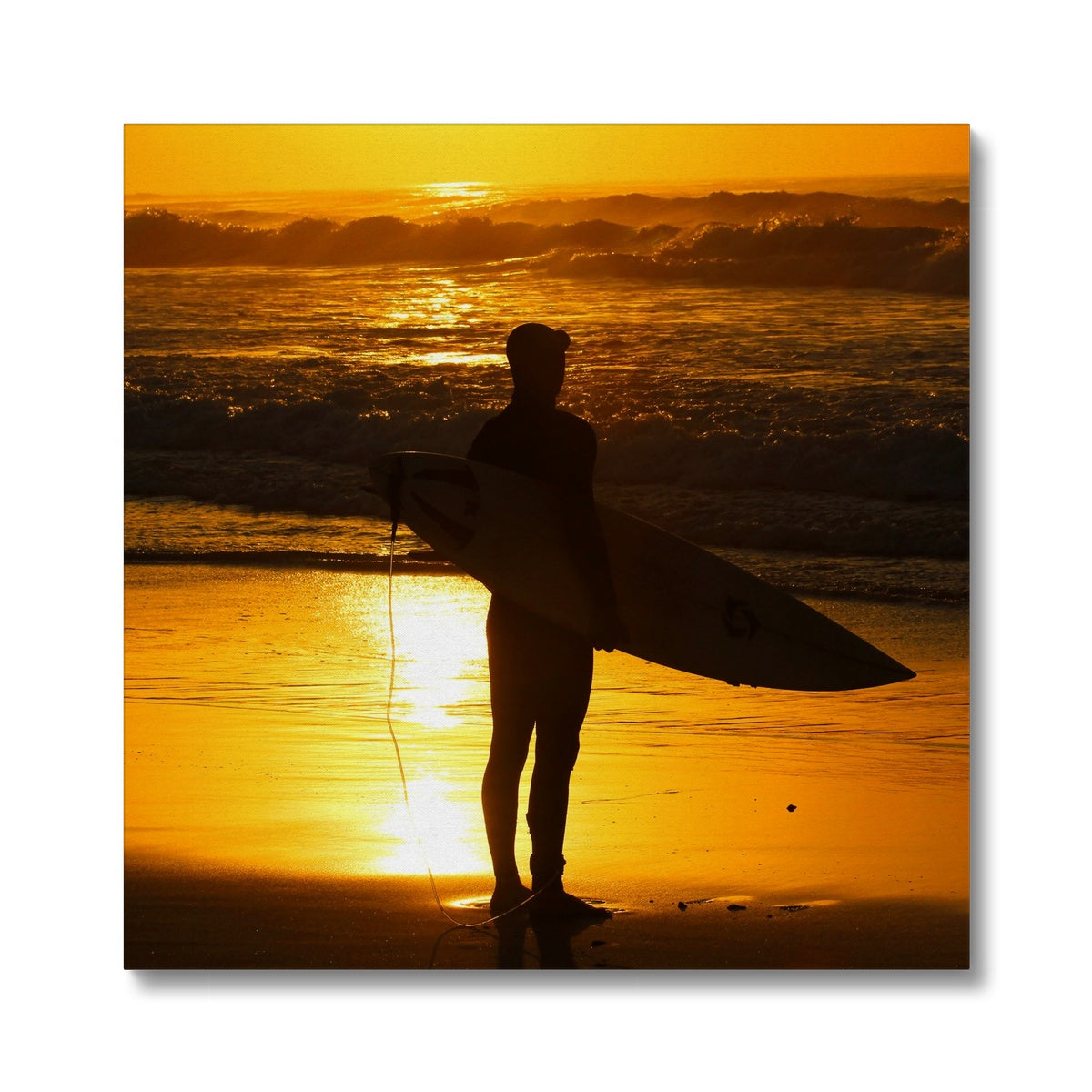 Surf Vision - Canvas