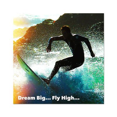 Dream Big... Photo Art Print