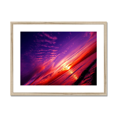 Sunset Dreams  Framed & Mounted Print