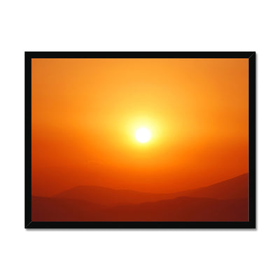 Super Sun Joy - Framed Print | Feel Good Images