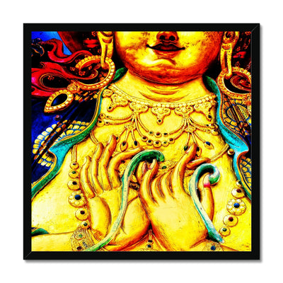 Boddistava Tara Framed Print | Feel Good Images