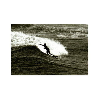 Awesome Surfer - Australia Photo Art Print | Feel Good Images