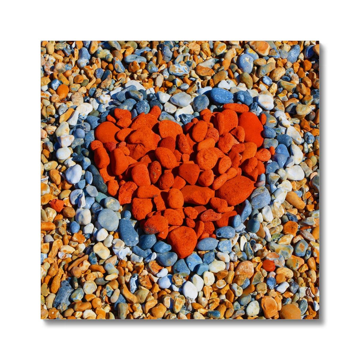 Love Heart - Canvas