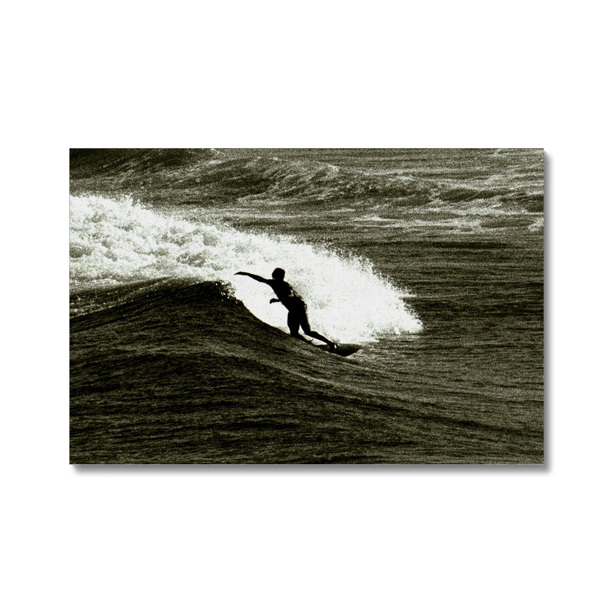 Awesome Surfer - Australia Canvas