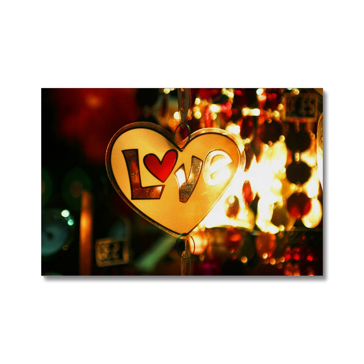 Love Vibes - Canvas