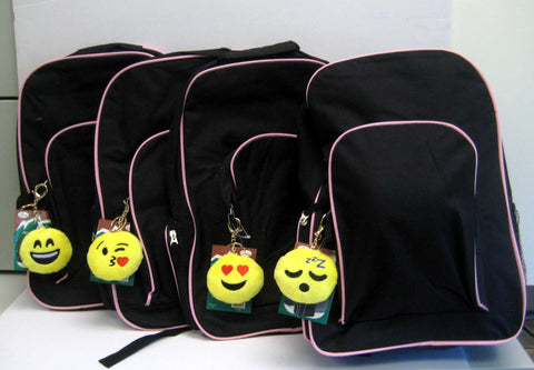 Backpacks with Emoji (Choice of Four)